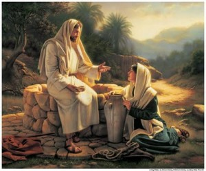 Image result for Jesus The water of Life