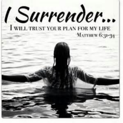 Image result for surrendering all to jesus