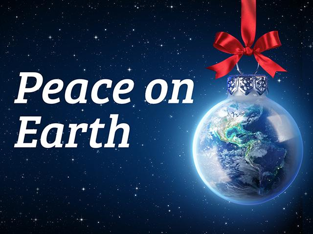 Image result for peace at Christmas