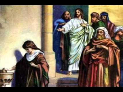 Image result for Mark 12:38-44
