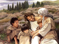 Image result for Jesus Caring