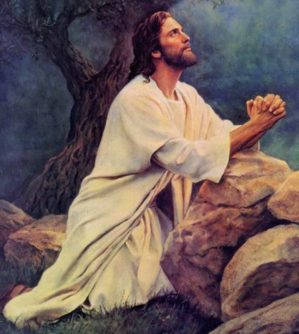 Image result for jesus in gethsemane
