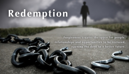 Image result for God's redemption