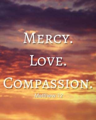 Image result for God's love and compassion
