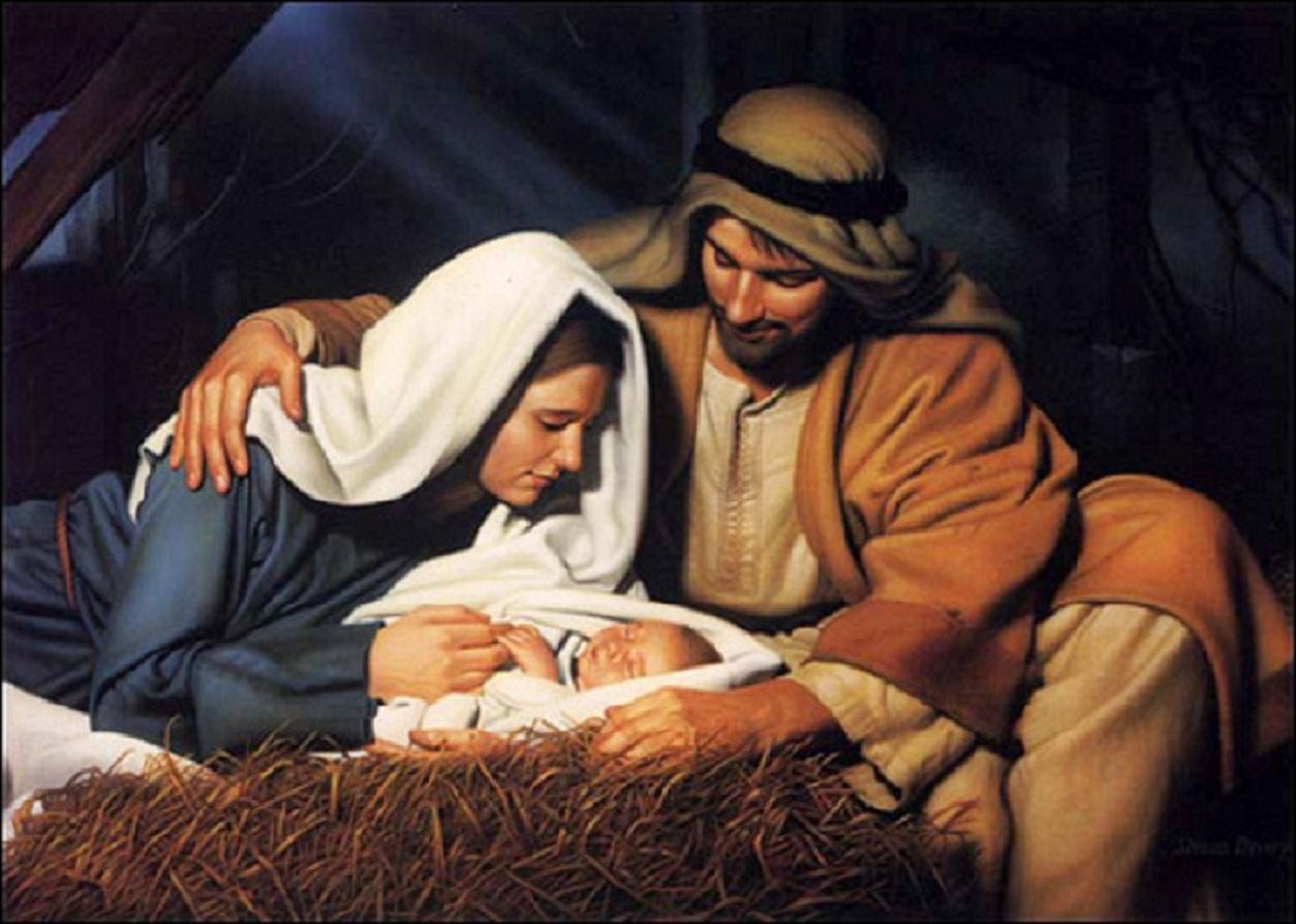 Image result for The birth of Jesus