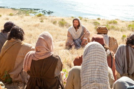 Image result for sermon on the mount beatitudes