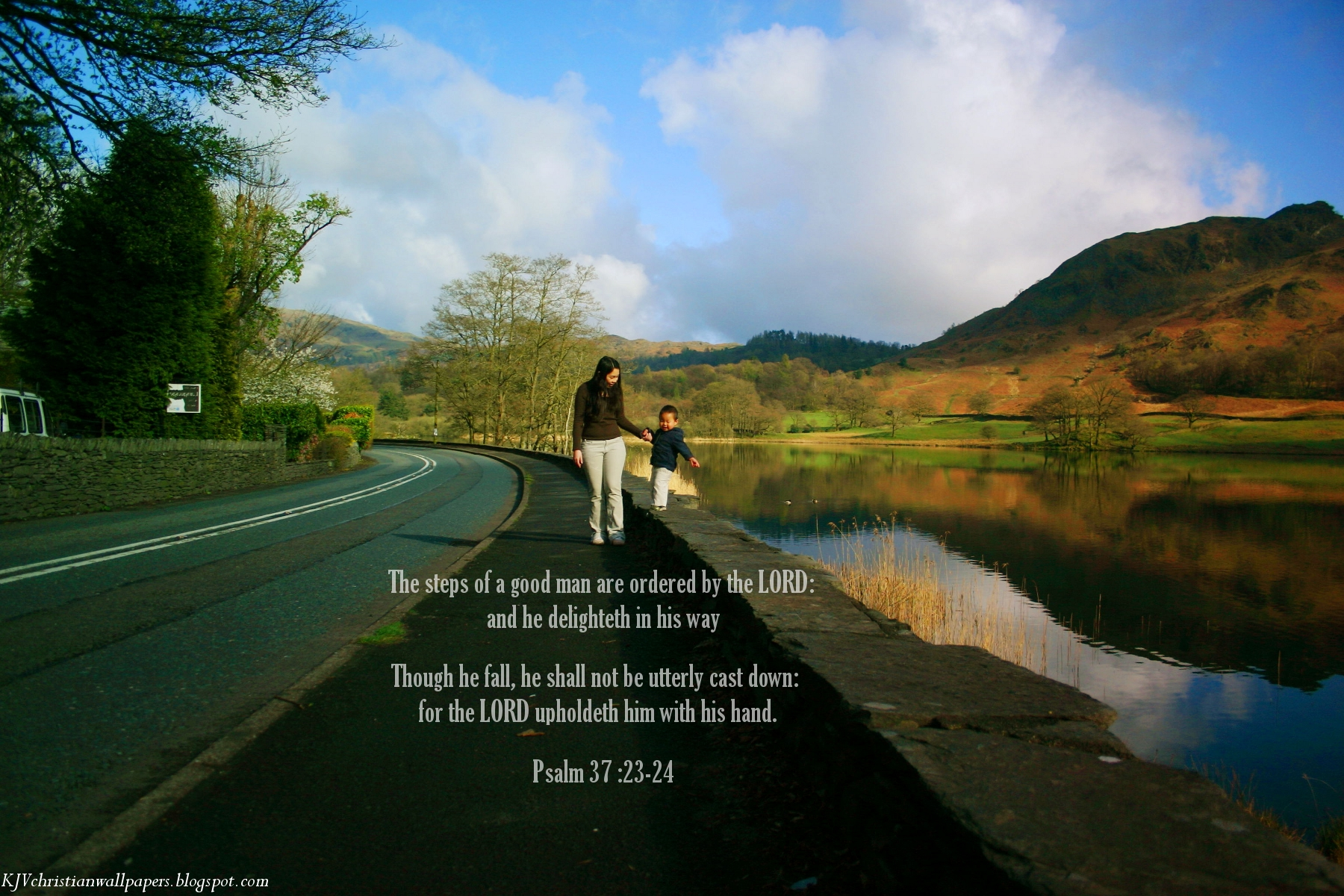Image result for Psalm 37 v 24