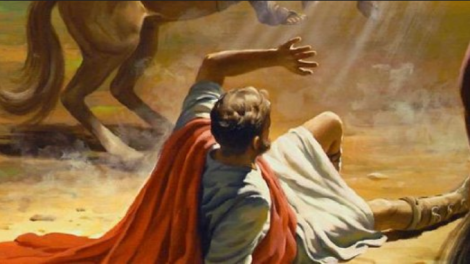 Image result for saul's conversion