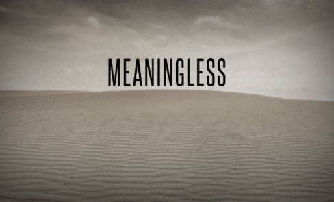 Image result for Riches Are Meaningless
